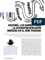 Amazonía, los caminos hacia la autorepresentación indígena en el cine peruano. Fernando Valdivia. Maizal.pdf