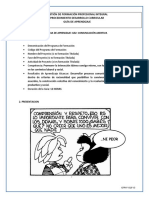 GFPI F 019 COMUNICACIÓN