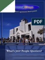 MinistryKeys Brochure