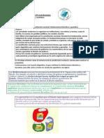 TRABAJO N°4 DECLARACIONES DERECHOS Y GARANTIAS