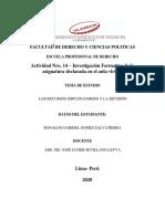 LOS RECURSOS IMPUGNATORIOS Y LA REVISIÓN 14.pdf