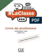 LIVRE_PROF La Classe A2