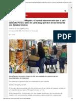 Irán y Venezuela _ Megasis, el inusual supermercado que el país del Golfo Pérsico abrió en Caracas (y qué dice de las tensiones con Estados Unidos) - BBC News Mundo