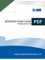 HMC-3C IndicatorOperating Instruction-HM0.460.305