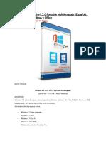 KMSAuto Net 2016 v1.5.0 Portable Multilenguaje (Español), Activador de Windows y Office
