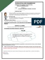 1. GUIA CATEDRA  PAZ