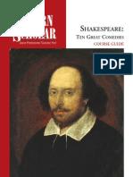 shakespeares great comedies