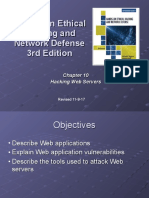 Ch 10 - Hacking Web Servers