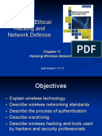 Ch 11 - Hacking Wireless Networks