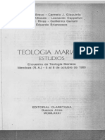 Teologia Mariana Estudios