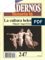 Cuadernos de Historia 16 247 La cultura helenistica 1985_text