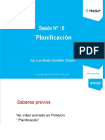 PLANIFICACIÓN DEL MANTENIMIENTO  I.pptx