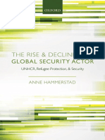 Anne Hammerstad - The Rise and Decline of a Global Security Actor_ UNHCR, Refugee Protection and Security-Oxford University Press (2014)