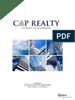Cap Realty - Presentation - FR