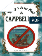 Why I Am Not A Campbellite - Dr. Peter S. Ruckman 22 pgs