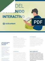 Guía del contenido interactivo
