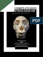 Atlas de osteologia de Alouatta seniculus