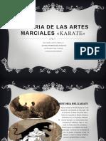 Historia de las artes «KARATE» (2).pptx