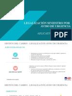 Gestión de Cambio - Capacitación Portal Web ARL