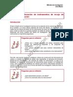 Tema 7 Diseño de Instrumentos