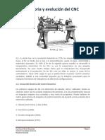 1.1-1.5Historia y evolución del CNC