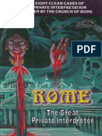 ROME_ The Great Private Interpreter - Dr. Peter S. Ruckman 50 pgs