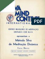Silva Mind Control Básico