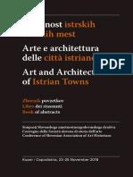 Umetnost Istrskih Obalnih Mest Arte e Ar