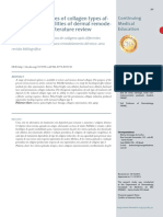 Histological changes of collagen types after different modalities of dermal remodeling tratment - a literature review