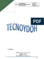 Procedimiento,Gestion de induccion, reinduccion y capacitacion