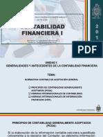 NORMATIVA CONTABLE DE CONTABILIDAD DE ACEPTACIÓN GENERAL (PCGA) MPR