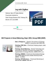 Smart Metering with ZigBee