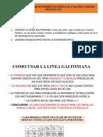 3. OTRAS MANERAS DE INTERPRETAR HUELLAS Y HACER COTEJOS