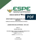 SENSOR CKP , TIPO OPTICO,MAGNETICO Y EFECTO HALL