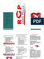 folleto REANIMACION