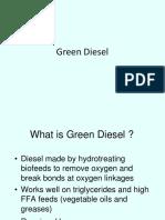 00 Green Diesel
