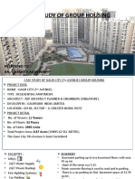 z CASE STUDY OF GROUP HOUSING