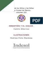 Sebastian y el jaguar y otros cuentos. La voz de las niñas y los niños de la Ciudad de México.pdf