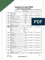 Electrical eq Register 13 - M32+GCM34