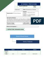 SGC-RCH-DP-05 NOMINAS Y PRESTACIONES