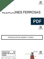 Aleaciones Ferrosas presentacion