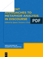 Current Approaches to Metaphor Analysis in Discourse.pdf