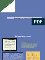 1a Estructura del texto académico