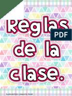 reglas de a clase niños.pdf