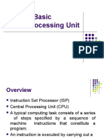 basic processing unit