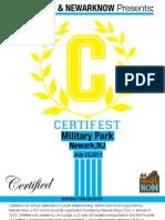 Certifest Deck