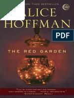 The Red Garden by Alice Hoffman - Excerpt