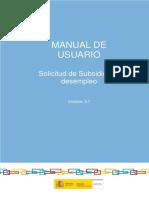 ManualSubsidioDesempleo