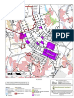 Constraints - Cantonment Area (South)