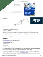 USP Monographs_ Cholecalciferol.pdf